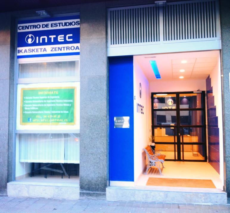 fachada INTEC Bilbao